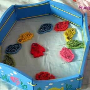 Learning through play : fishing