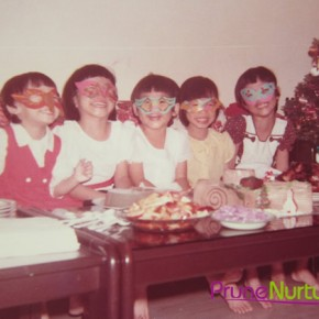 My bite-sized childhood memories