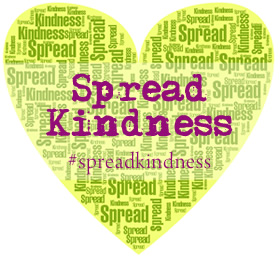 Random acts of kindness are good for our souls