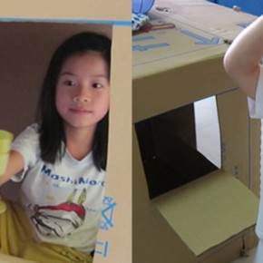 The not-so-ordinary Cardboard
