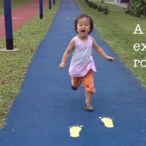New exercise routine?