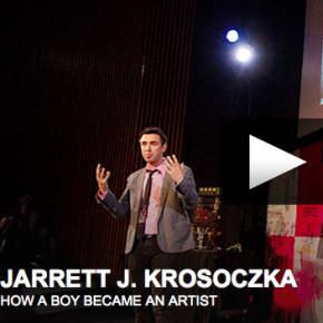 [Video] How a boy became an artist
